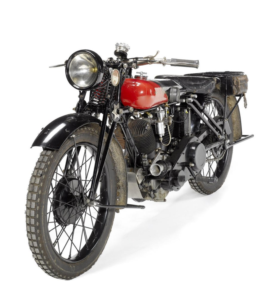 1925 Coventry-Eagle 980cc Flying-8 Sidevalve