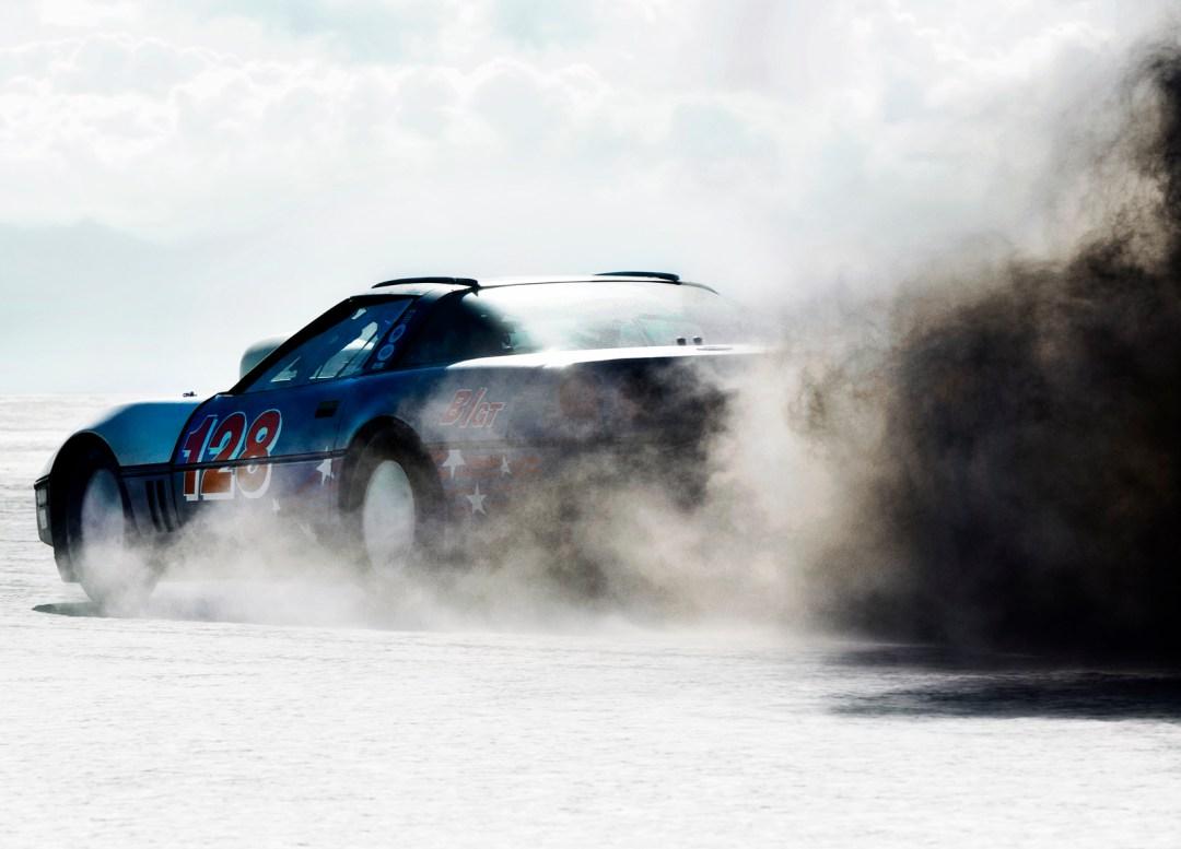 Brad Harris :: Bonneville Salt Flats