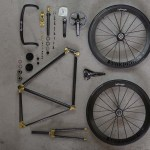 Bike frame with 3d printed Lugs :: by Ralf Holleis