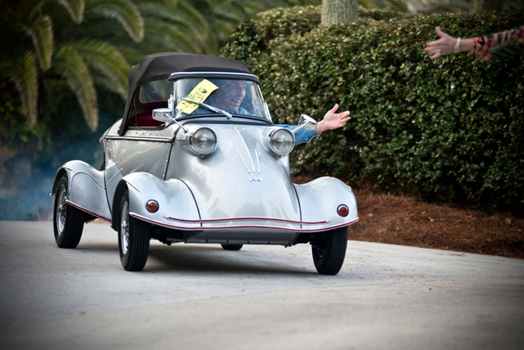 "The best of Amelia Island's ""What Were They Thinking"" class :: via autoblog"