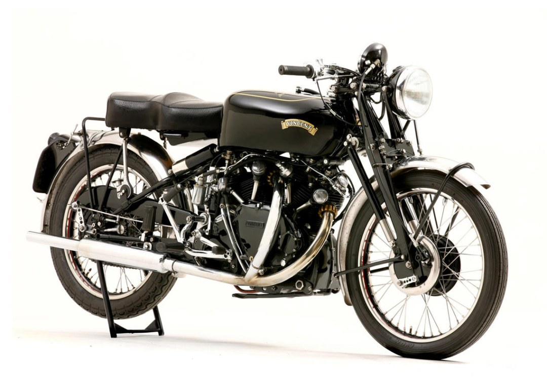 1952-Vincent-998cc-Montlhery-Black-Shadow