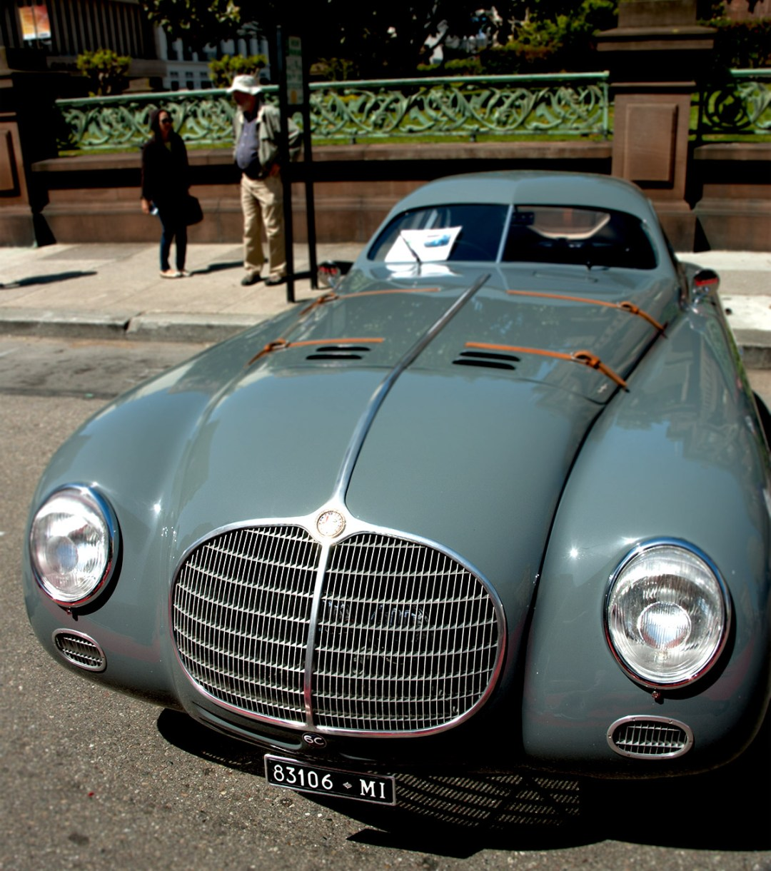1942 Alfa Romeo 6C2500 SS