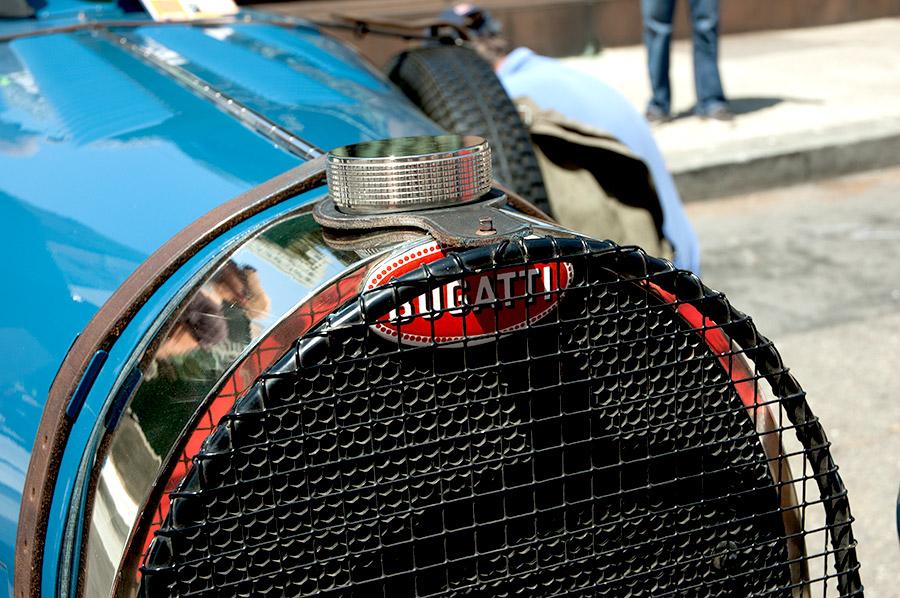 Bugatti :: California Mille 2013
