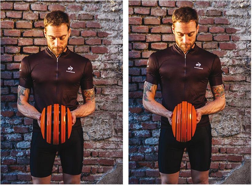 Folding Helmet by Carrera