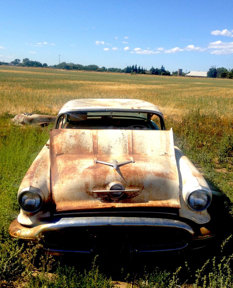 Ninety Eight Oldsmobile