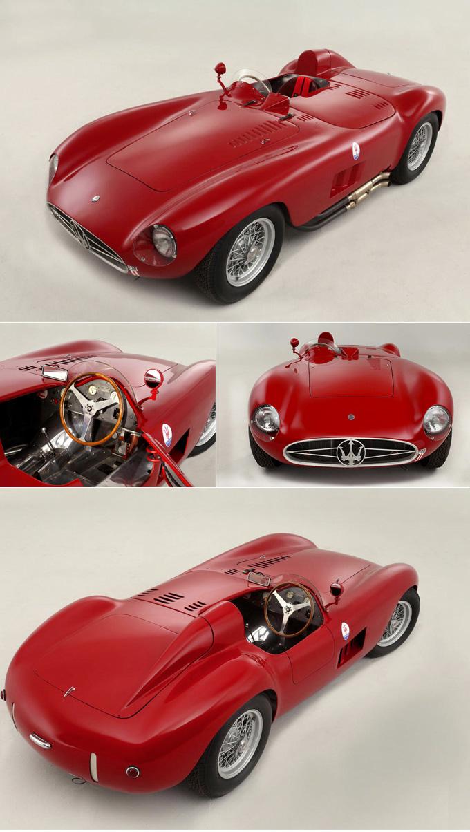 11955 Maserati 300S Sports-Racing Spider