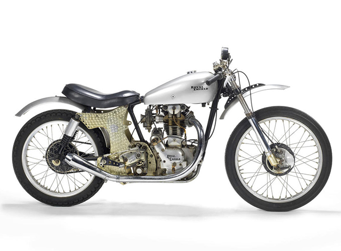 1945 Constructed Royal-Enfield 250cc