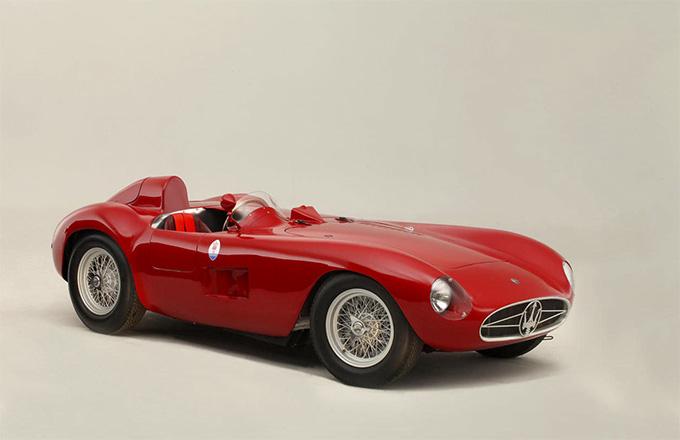 1955 Maserati 300S Sports-Racing Spider