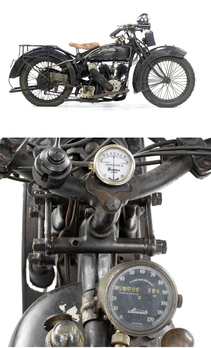 1924 Husqvarna 5hp Model 150