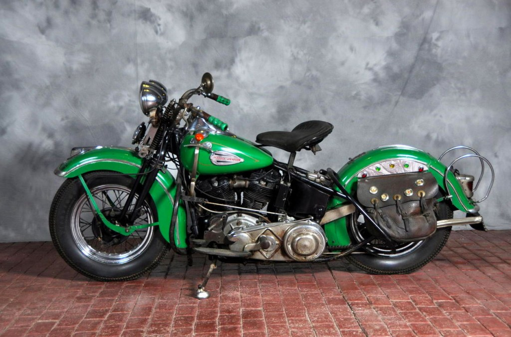 Our Favorite Harleys From The Wayne Pierce Family Museum :: Bonhams