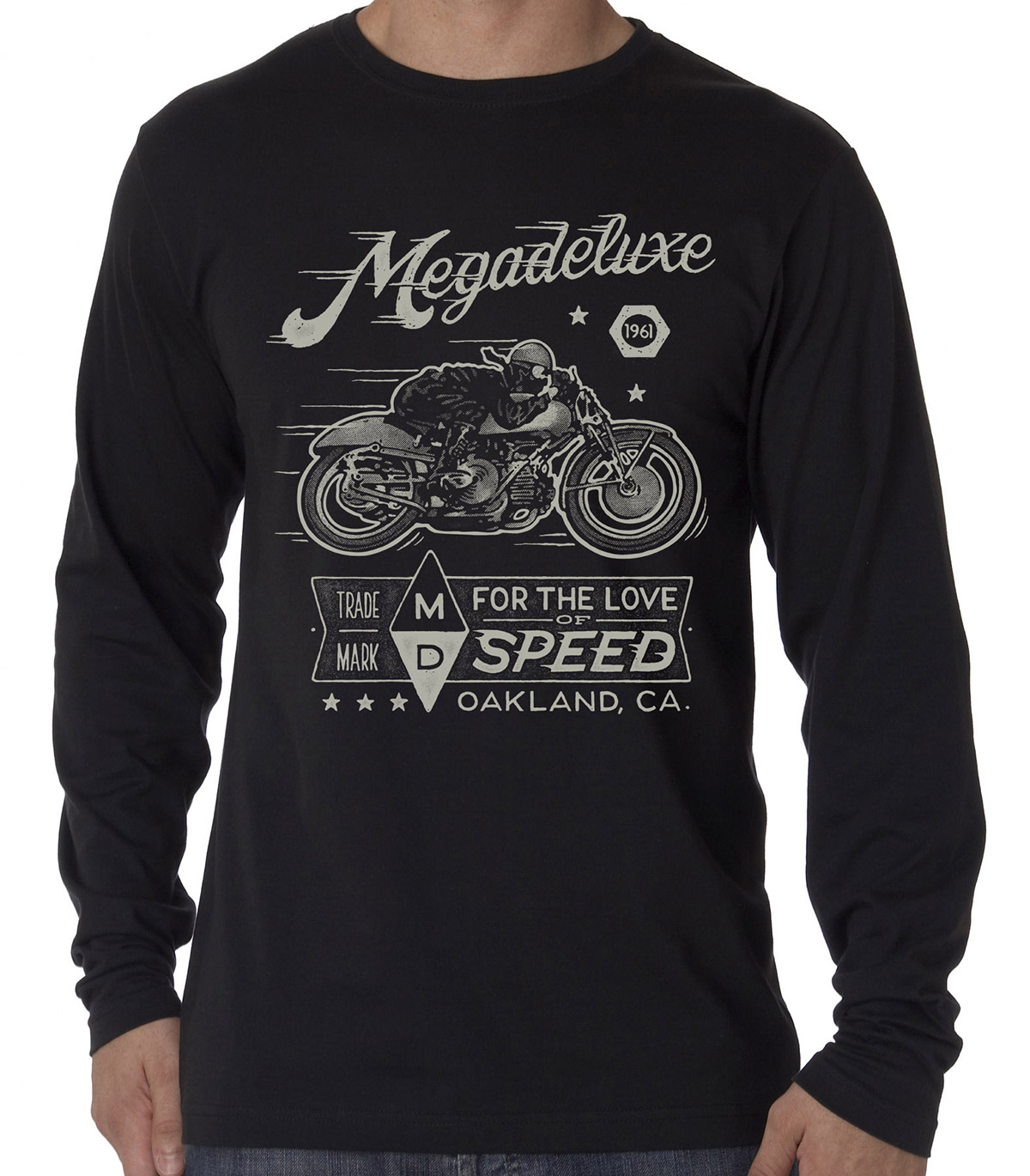 Limited-edition Megadeluxe T-shirt