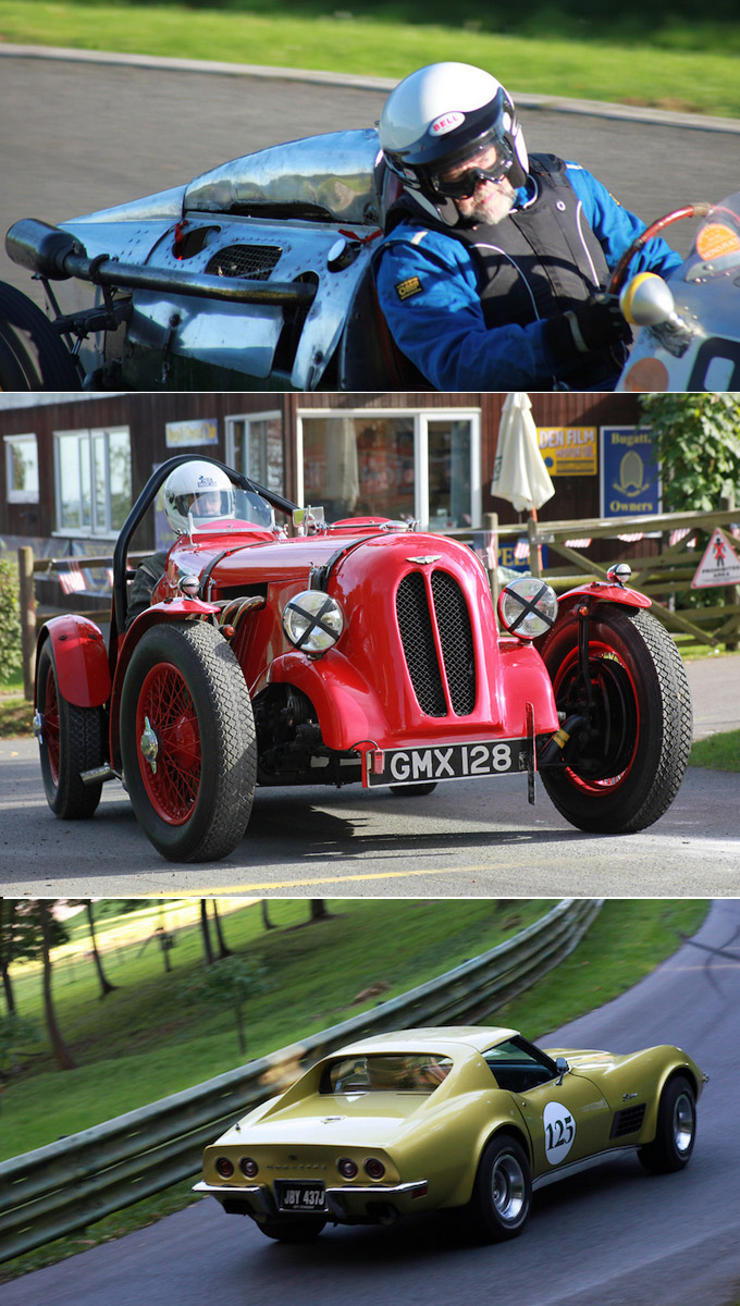 Prescott Speed Hill Climb by Jim Darling