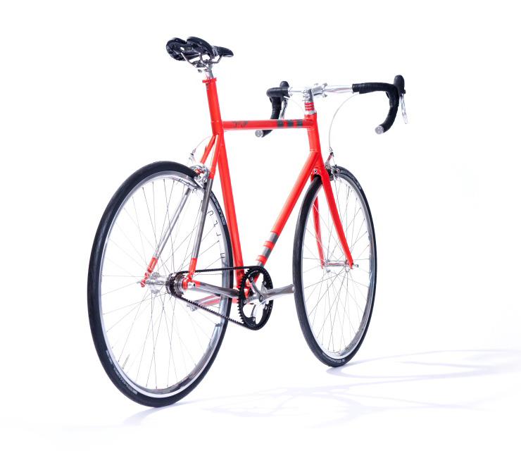 FM-3D Printed - Titanium Bicycle 02