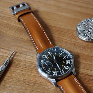 Sunray Flieger Watch