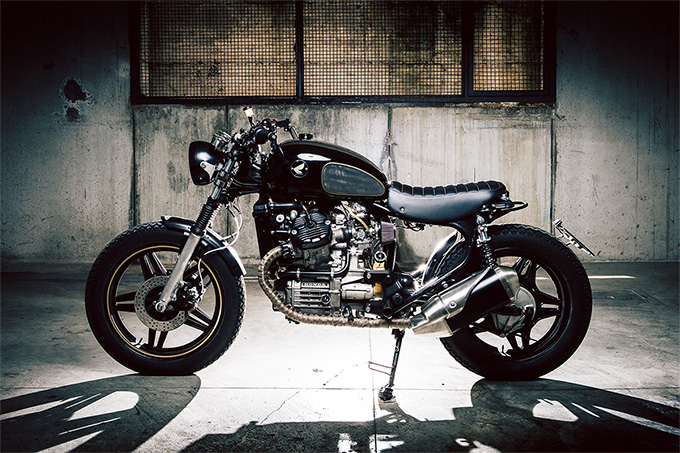 Honda CX500 – Betty :: by M8 Design