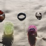 A random assortment of rings (and one toe ring) in my collection that I'd like to pass on. $2 OBO each - Send me a message via the contact page to get my PayPal info for purchase, with the item name and which necklace you'd like to purchase.