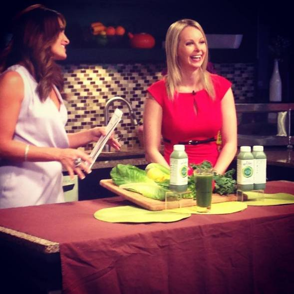Dietitian on TV