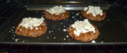 tomato basil quinoa burgers