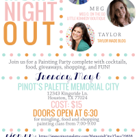 Houston Moms: Come Join us for a Mom's Night Out!