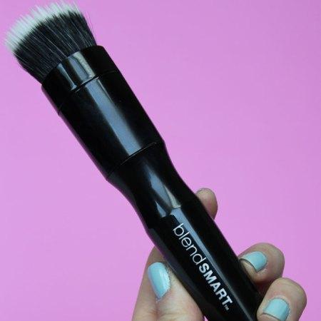 blendSMART Rotating Makeup Brush Demo