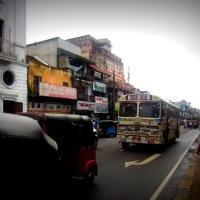 Night Train to Colombo