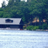 Someones Boat House