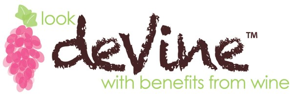 Devine Logo 600x199 Beauty for the Wine Lover    deVine Lip Shimmers