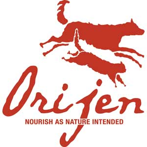 Orijen LOgo The wait is over... Orijen Cat Treats are Coming!