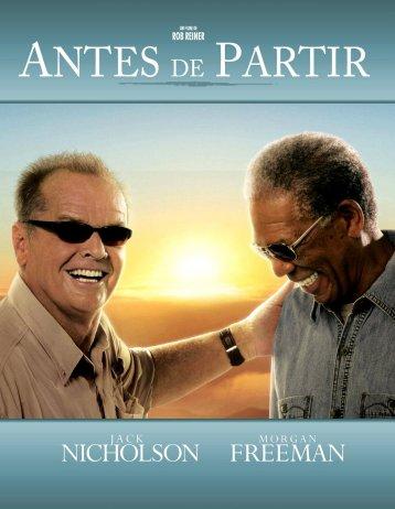 ANTES DE PARTIR