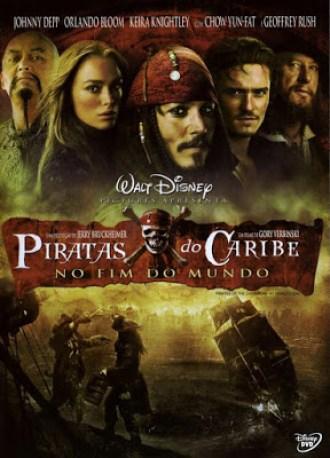 Piratas do Caribe 3 - No Fim do Mundo