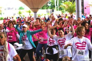 KOMEN Race for the Cure® - Archivbild