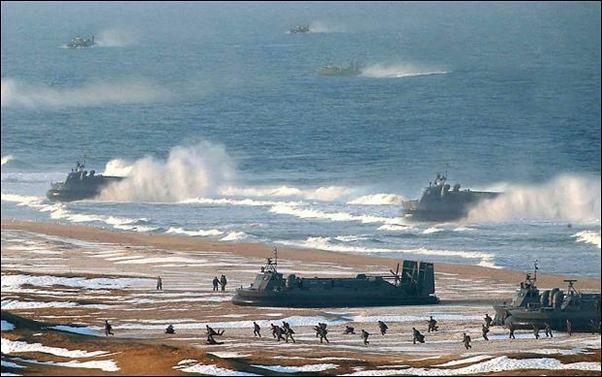 north-korea-invasion