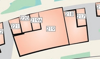 Mapa Apple Village Mall