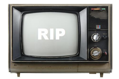 Bye Bye TV analógica