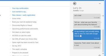 Microsoft integra contatos do Google Talk ao Outlook.com