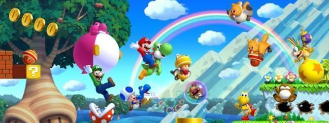 Mario multiplataforma? I don't think so