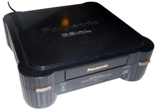 Panasonic 3DO, ainda o mais caro da história