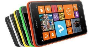 Nokia revela o Lumia 625, um Windows Phone barato mas que dá conta do recado