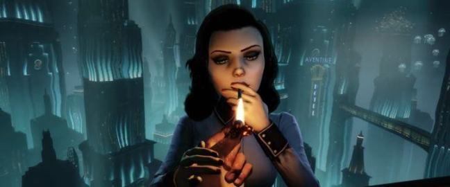 Bioshock Infinite DLC: Burial at Sea
