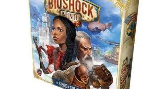 Quem poderia imaginar? BioShock Infinite virou jogo de tabuleiro