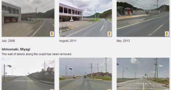 Google Street View atualiza imagens do Japão dois anos após tsunami