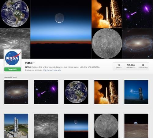 nasa-instagram
