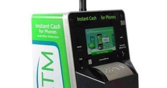 Estranhamente autoridades não gostam de quiosque que troca celular usado por dinheiro…