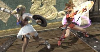 Depois de Tekken, Namco também lançará uma versão Free-to-Play de Soul Calibur