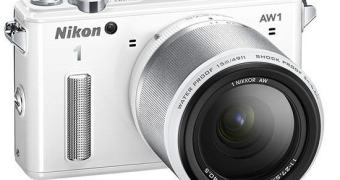 Nikon 1 AW1 – primeira mirrorless do mundo a prova d´água