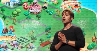 Fundador da Zynga se diz entediado com os jogos atuais