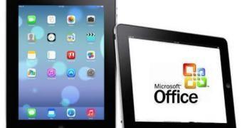 iPad vai receber versão do Office otimizada para telas touch… depois do Windows RT, claro