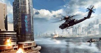 O Battlefield 4 também tem o seu time lapse