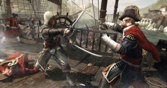 O Assassin's Creed IV nesta e na nova geração