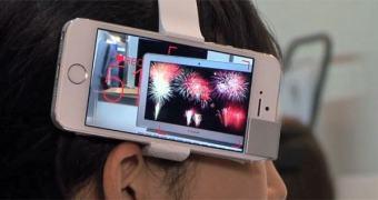 Neurocam usa ondas cerebrais para fazer seu smartphone registrar imagens